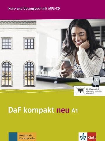 DaF kompakt neu A1 Studentenboek en Übungsbuch met MP3-CD