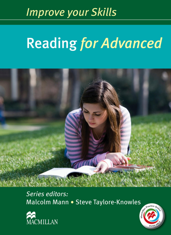 Reading for Advanced Student's Book without key & MPO Pack