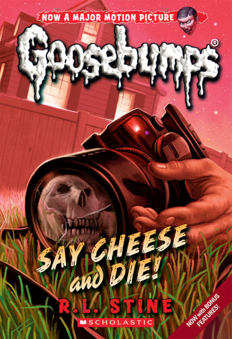 Classic Goosebumps #08: Say Cheese and Die!