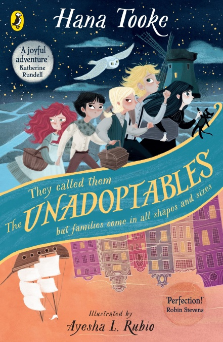 The Unadoptables Paperback