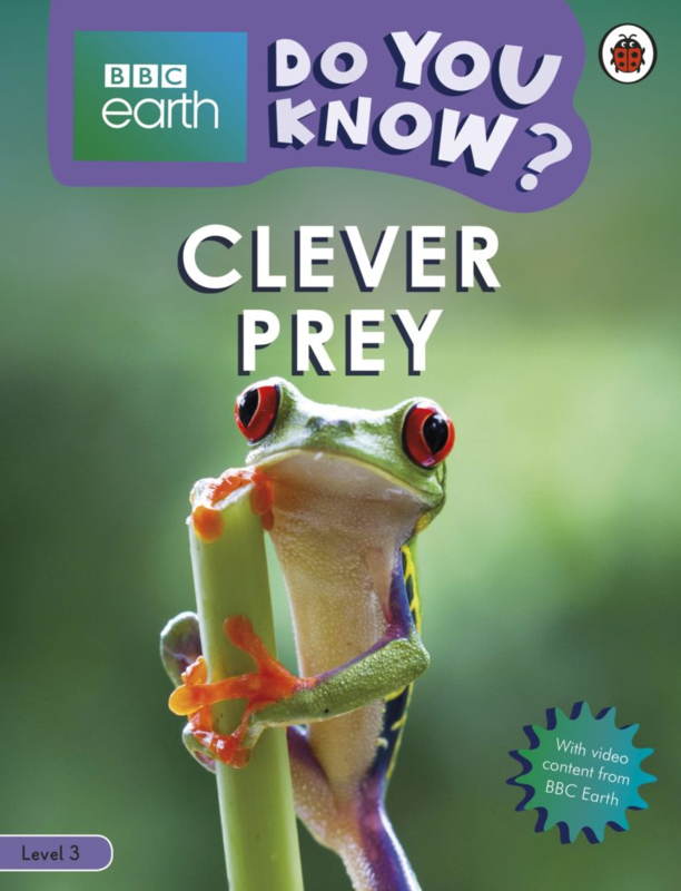 Do You Know? – BBC Earth Clever Prey