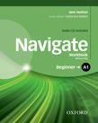 Navigate A1 Beginner Workbook With Cd (without Key)