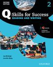 Q Skills For Success Level 2 Reading & Writing Student Book With Iq Online