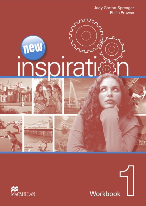 Inspiration New Edition Level 1 Workbook