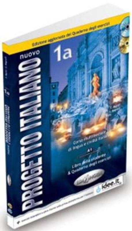 Nuovo Progetto italiano 1A (Split Version) SB + WB + DVD + Audio CD