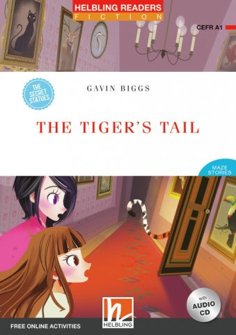 The Tiger's Tail + CD