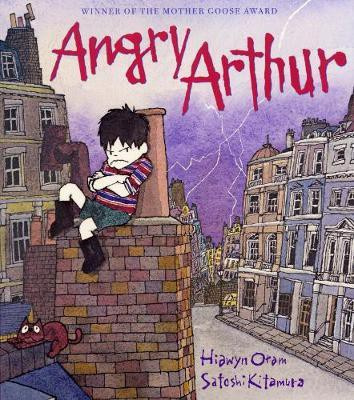 Angry Arthur (Hiawyn Oram) Paperback / softback
