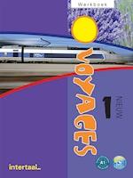 Voyages - nieuw 1  werkboek + online-mp3's