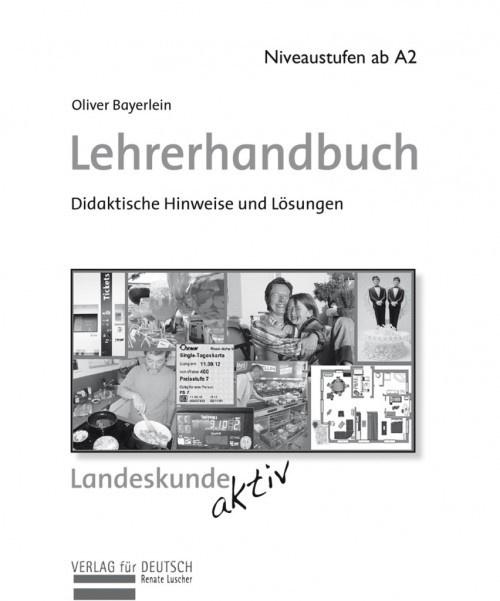Landeskunde aktiv Lerarenboek