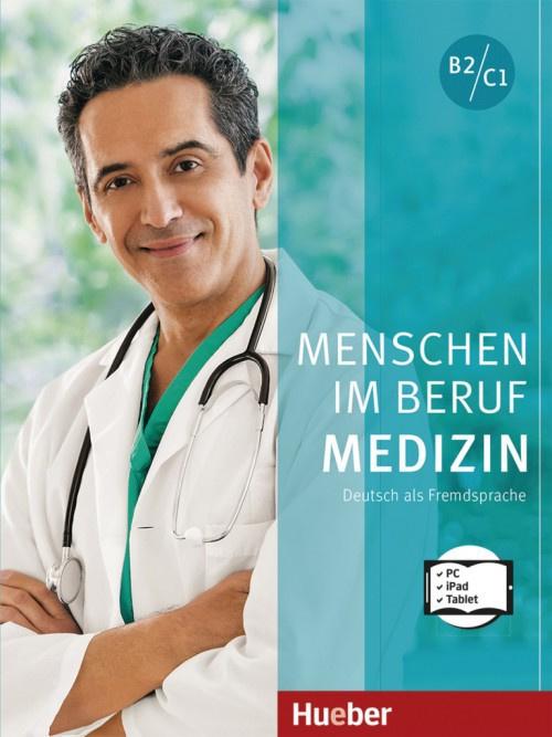 Menschen im Beruf - Geneeskunde – Digitaal  Studentenboek