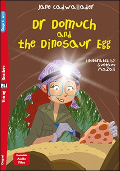 Dr Domuch And The Dinosaur Egg + Downloadable Multimedia