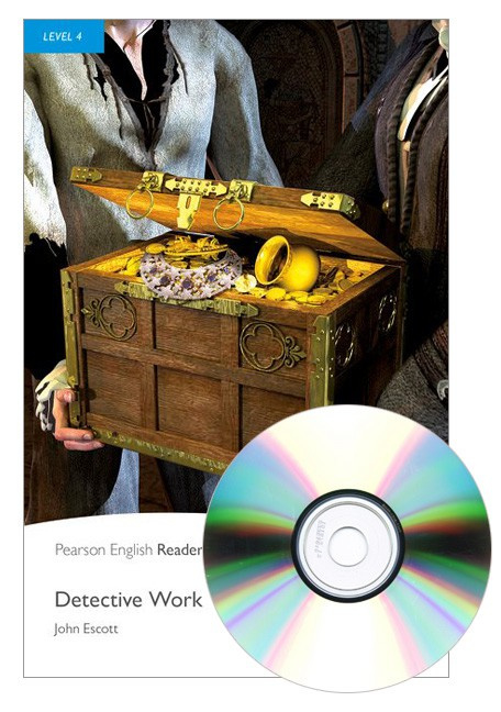 Detective Work Book & CD Pack