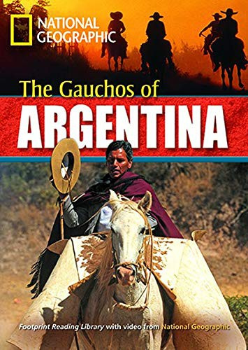 Footprint Reading Library 2200: Gauchos Of Argentina Book With Multi-rom (x1)