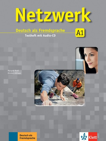 Netzwerk A1 Testheft met Audio-CD
