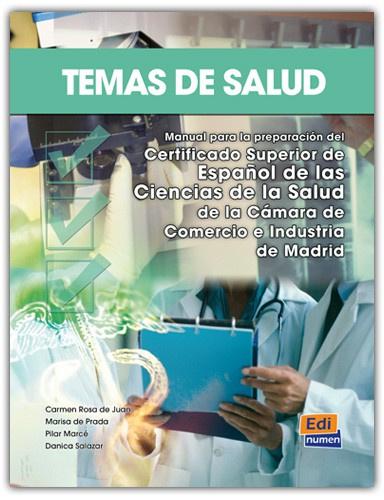 Temas de salud - Libro del alumno