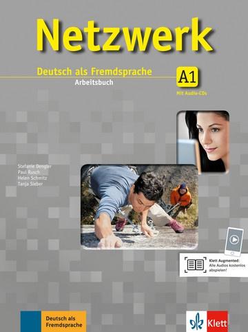 Netzwerk A1 Werkboek met 2 Audio-CDs