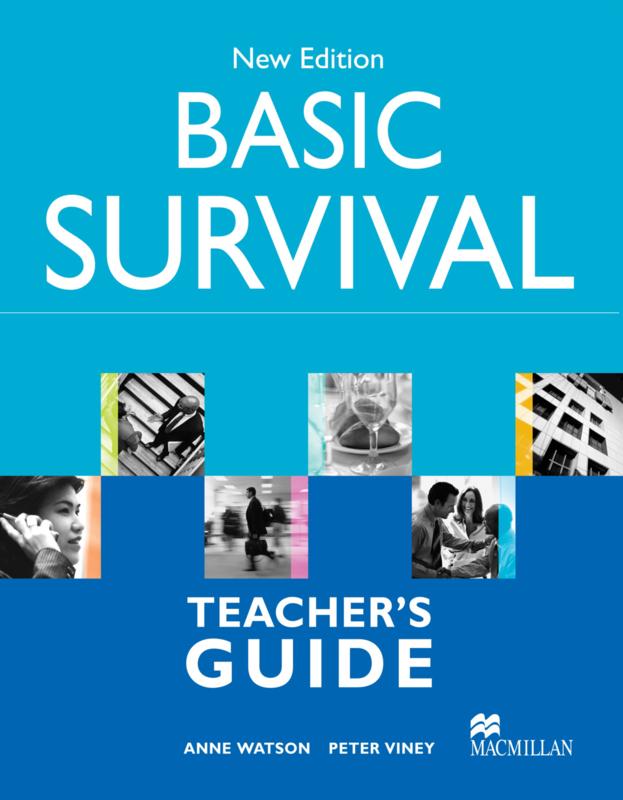 Basic Survival New Edition Teacher's Guide
