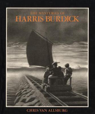 The Mysteries of Harris Burdick (Chris Van Allsburg) Paperback / softback