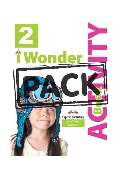 I-wonder 2 Activity Book (with Digibooks App.) (international)