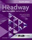 New Headway Upper-intermediate (b2) Teacher's Book + Teacher's Resource Disc