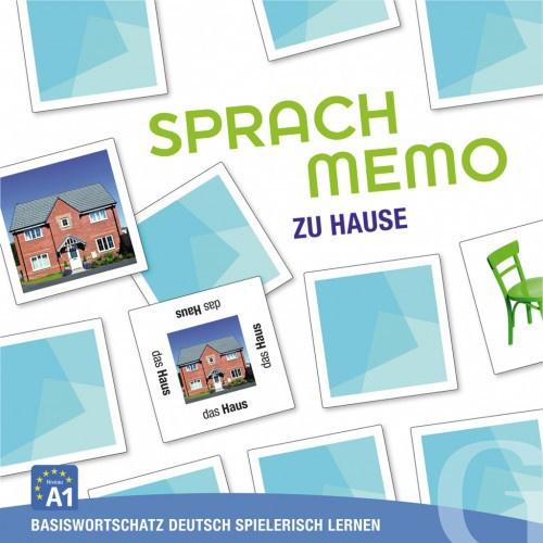 SPRACHMEMO Zu Hause Sprachspiel