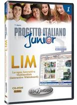 Progetto italiano Junior 1 software per la lavagna interattiva (Interactive Whiteboard)