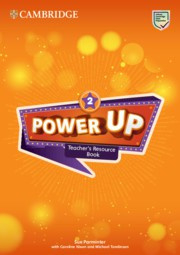 Power Up Level2 Teacher's Resource Book with Online Audio