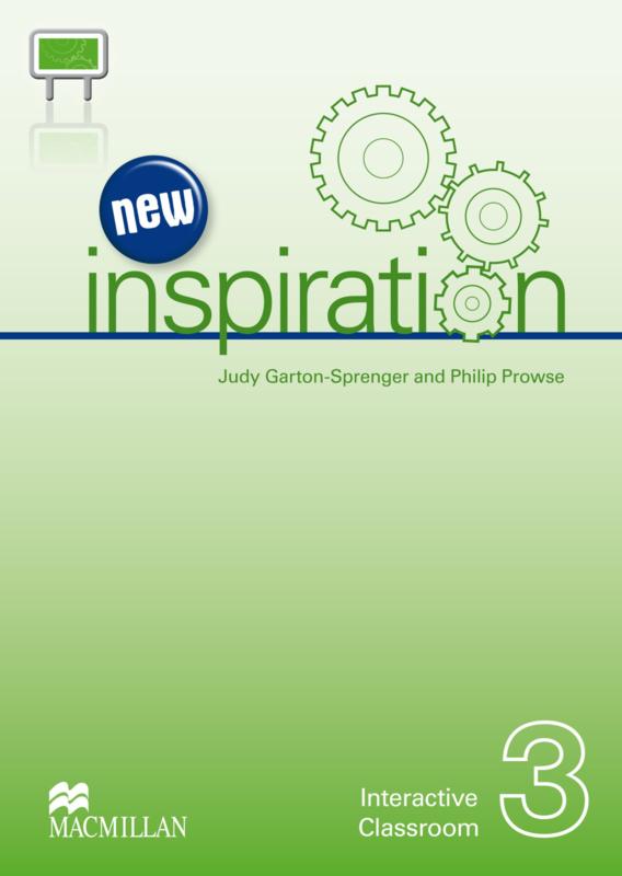Inspiration New Edition Level 3 Digital Single user