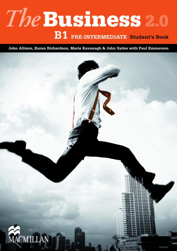 The Business 2.0 Pre-intermediate B1 Student's Book Pack