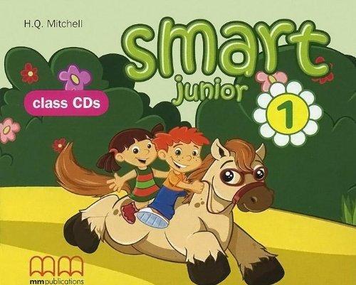 Smart Junior 1 Class Cd