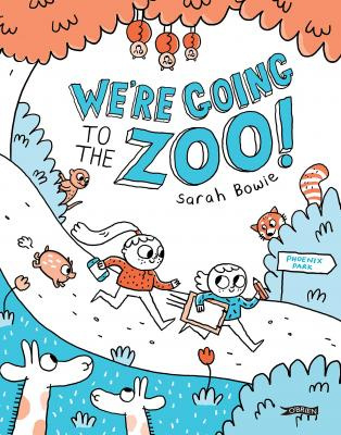 WE'RE GOING TO THE ZOO!