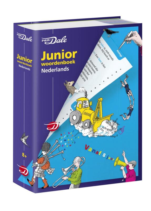 Van Dale Juniorwoordenboek Nederlands (Hardcover)
