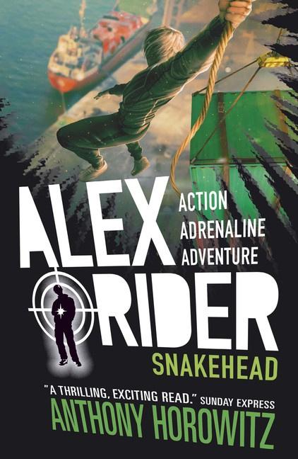 Snakehead 15th Anniversary Edition (Anthony Horowitz)