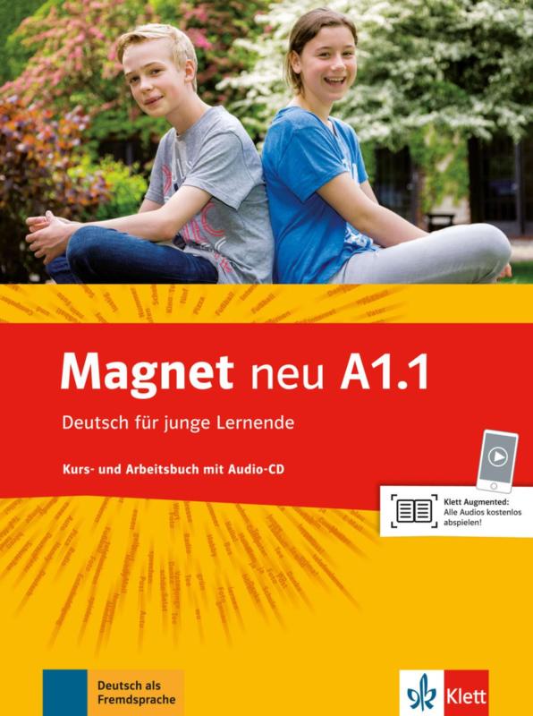 Magnet neu A1.1 Studentenboek en Werkboek met Audio-CD