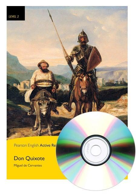 Don Quixote  Book & Multi-ROM Pack