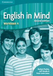 English in Mind Second edition Level4 Workbook