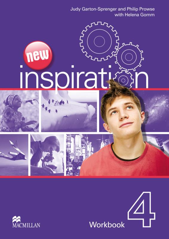 Inspiration New Edition Level 4 Workbook