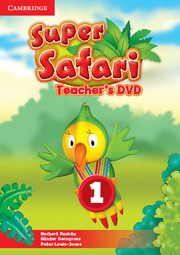 Super Safari British English Level1 Teacher's DVD