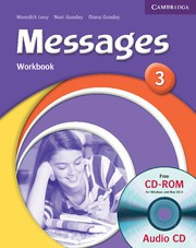 Messages Level3 Workbook with Audio CD/CD-ROM
