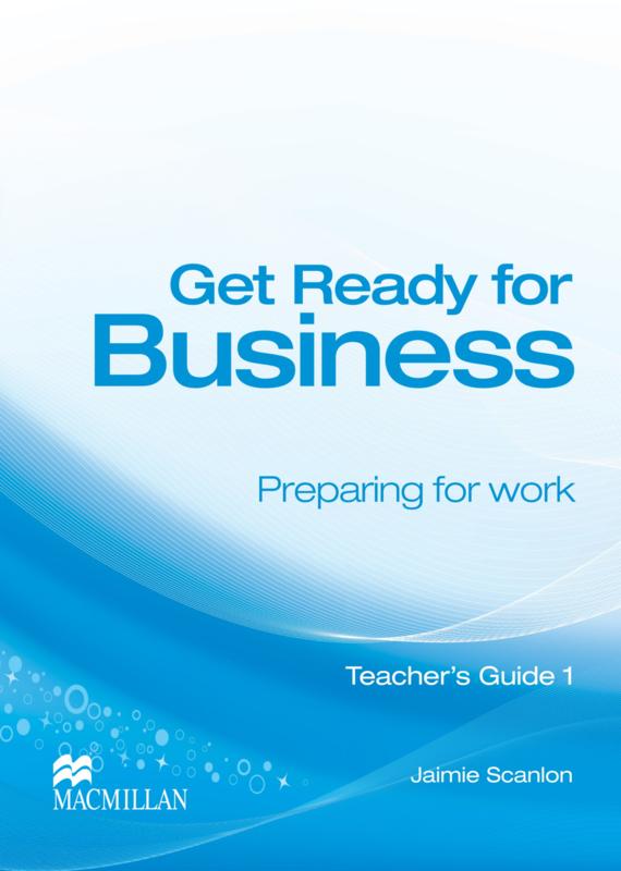 Get Ready for Business Level 1 Teacher's Book