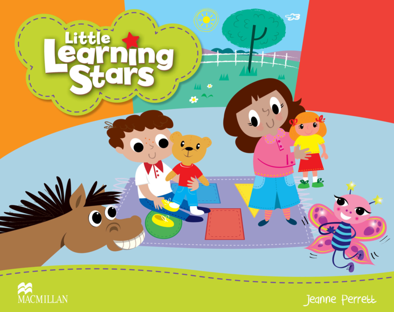 Little Learning Stars Pupil's Book Pack
