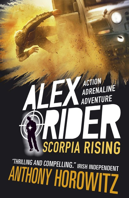 Scorpia Rising 15th Anniversary Edition (Anthony Horowitz)