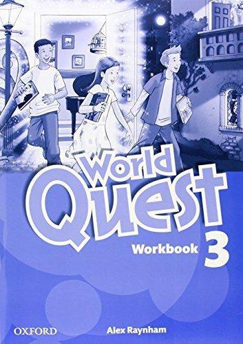 World Quest 3 Workbook