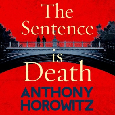 The Sentence Is Death (cd Audiobook)