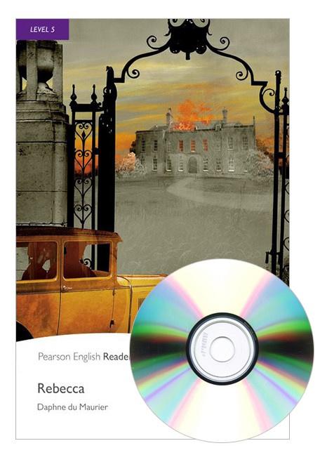 Rebecca Book & CD Pack