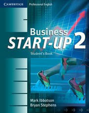 Business Start-up Level2 Student's Book