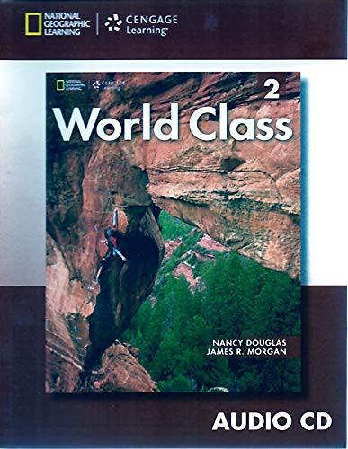 World Class 2 Audio Cd