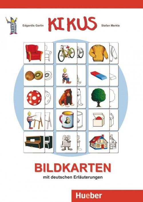 KIKUS Deutsch Bildkarten