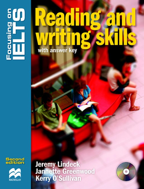 Focusing on IELTS Reading & Writing Skills With Key & Audio CD Pack