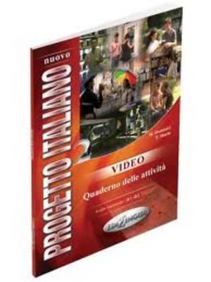 Nuovo Progetto italiano Video 2 - Quaderno delle attivita